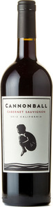 Cannonball Cabernet Sauvignon 2012, California Bottle