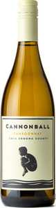 Cannonball Chardonnay 2012, Sonoma County Bottle