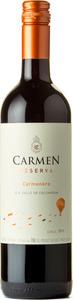 Carmen Reserva Carmenère 2013 Bottle