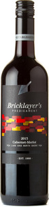 Colio Bricklayer's Predicament Cabernet Merlot 2013, Lake Erie North Shore Bottle