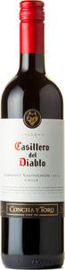 Casillero Del Diablo Reserva Cabernet Sauvignon 2012 Bottle