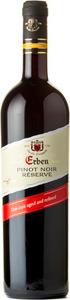 Erben Pinot Noir Reserve 2012, Rheinhessen Bottle