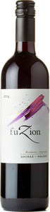 Fuzion Shiraz Malbec 2014 Bottle
