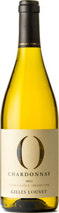 Giles Louvet O Chardonnay 2012 Bottle