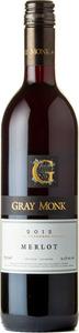 Gray Monk Merlot 2012, Okanagan Valley Bottle