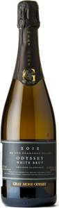 Gray Monk Odyssey White Brut 2012, Okanagan Valley Bottle