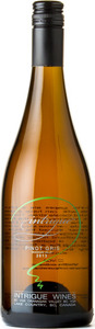 Intrigue Pinot Gris 2013, Okanagan Valley Bottle
