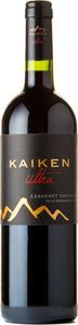 Kaiken Ultra Cabernet Sauvignon 2012 Bottle