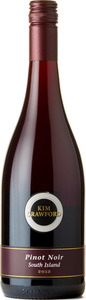 Kim Crawford South Island Pinot Noir 2013, Marlborough Bottle
