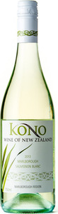 Kono Wines Kono Marlborough Sauvignon Blanc 2013 Bottle