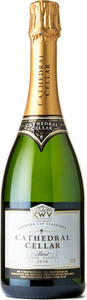 Cathedral Cellar Brut Sparkling 2010, Méthode Cap Classique, Wo Western Cape, South Africa Bottle