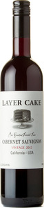 Layer Cake Cabernet Sauvignon 2012, California Bottle