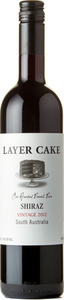 Layer Cake Shiraz 2012, South Australia Bottle