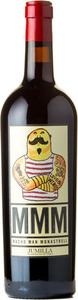 Macho Man Monastrell 2012 Bottle