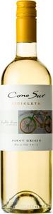 Cono Sur Bicicleta Pinot Grigio 2013 Bottle