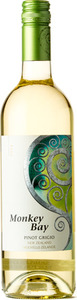 Monkey Bay Pinot Grigio 2014 Bottle