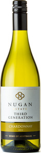 Nugan Third Generation Chardonnay 2012 Bottle