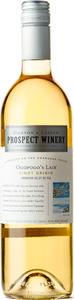 Prospect Winery Ogopogo's Lair Pinot Grigio 2011, BC VQA Okanagan Valley Bottle