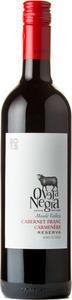 Oveja Negra Cabernet Franc Carmenere Reserva 2013 Bottle
