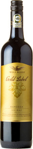 Wolf Blass Gold Label Shiraz 2012, Barossa Bottle