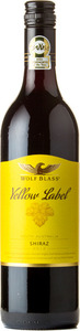 Wolf Blass Yellow Label Shiraz 2012 Bottle