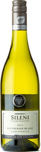Sileni Cellar Selection Sauvignon Blanc 2014, Marlborough, South Island Bottle