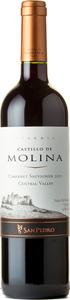 San Pedro Castillo De Molina Reserva Cabernet Sauvignon 2012 Bottle