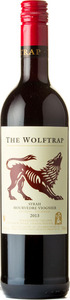The Wolftrap Syrah Mourvedre Viognier 2013, Western Cape Bottle