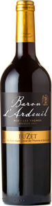Vignerons De Buzet Red Baron D'ardeuil 2011 Bottle