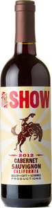 The Show Cabernet Sauvignon 2012, California Bottle