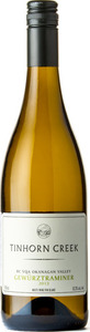 Tinhorn Creek Gewurztraminer 2013, BC VQA Okanagan Valley Bottle