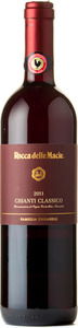 Rocca Delle Macie Chianti Classico 2011, Docg Bottle