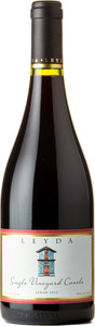 Leyda Single Vineyard Canelo Syrah 2012, Leyda Valley Bottle
