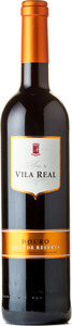 Vila Real Grande Reserva Red 2011 Bottle
