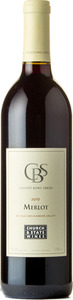 Church & State Coyote Bowl Series Similkameen Merlot 2010, BC VQA Similkameen Valley Bottle