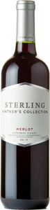 Sterling Vintner's Collection Merlot 2011, Central Coast, California Bottle