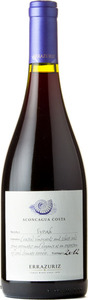 Errazuriz Aconcagua Costa Single Vineyard Syrah 2012, Aconcagua Costa Bottle