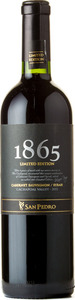 San Pedro 1865 Limited Edition Cabernet Syrah 2011 Bottle