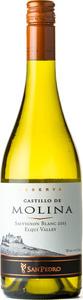 San Pedro Castillo De Molina Sauvignon Blanc 2013, Elqui Valley Bottle