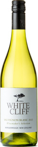 Whitecliff Sauvignon Blanc 2013, Marlborough Bottle