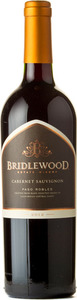 Bridlewood Estate Winery Cabernet Sauvignon 2012, Paso Robles Bottle