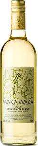 Waka Waka Sauvignon Blanc 2013 Bottle