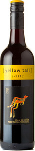 Yellow Tail Shiraz 2013, South Eastern Australia Bottle