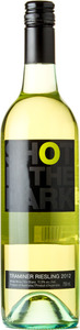 Shot In The Dark Traminer Riesling 2012 Bottle