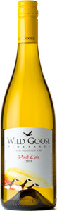 Wild Goose Pinot Gris 2013, BC VQA Okanagan Valley Bottle