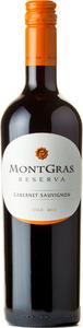 Montgras Cabernet Sauvignon Reserva 2013 Bottle