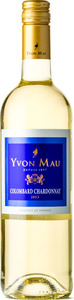 Yvon Mau Colombard Chardonnay 2013, Vin De Pay Bottle