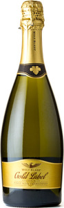 Wolf Blass Gold Label Pinot Noir/Chardonnay Sparkling Wine 2011, Adelaide Hills, South Australia Bottle