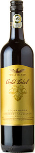 Wolf Blass Gold Label Coonawarra Cabernet Sauvignon 2012 Bottle