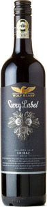 Wolf Blass Grey Label Shiraz 2012, Mclaren Vale Bottle